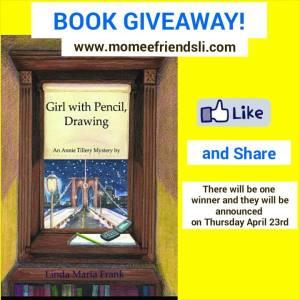 book giveaway linda