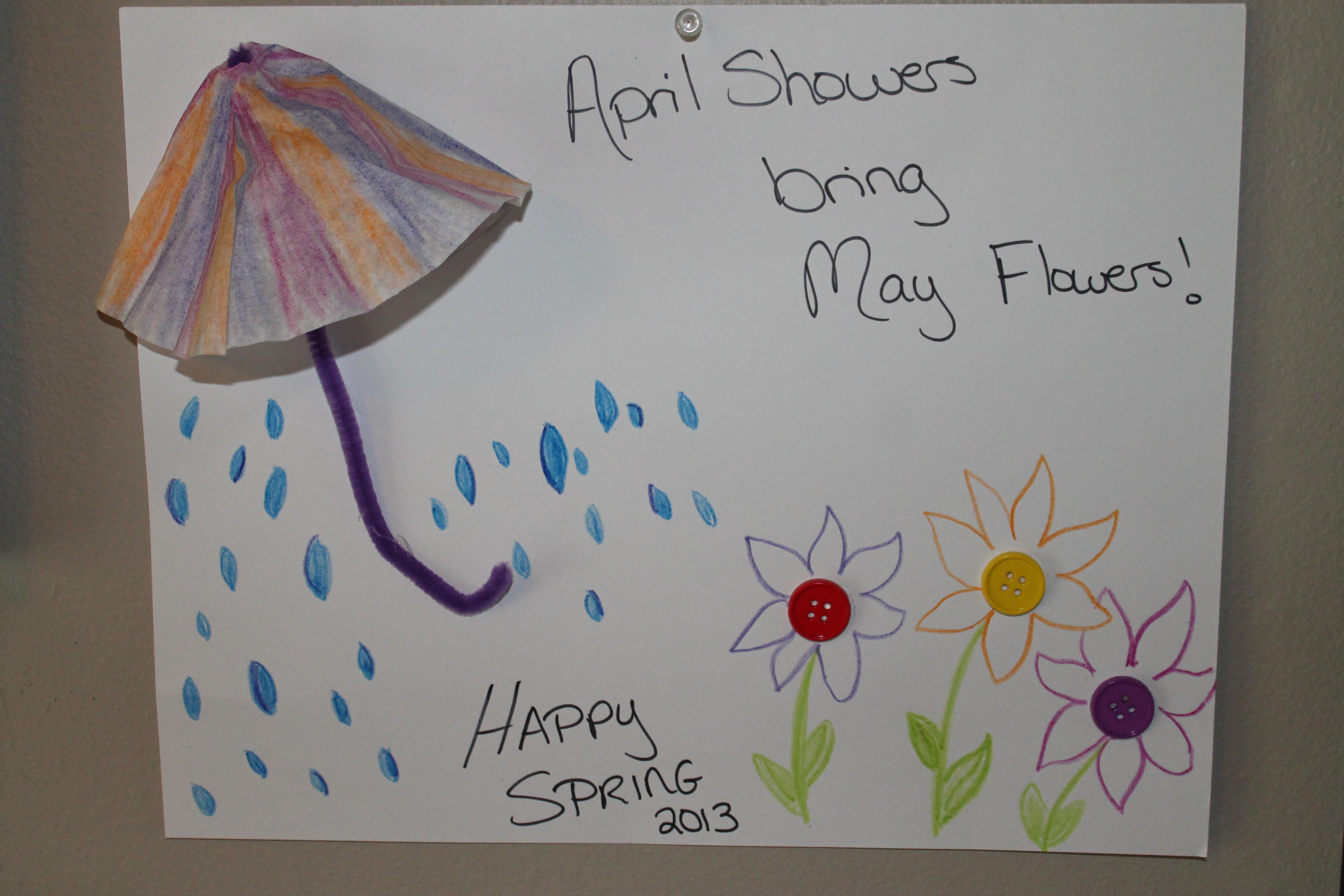april showers bring may flowers momeefriendsli