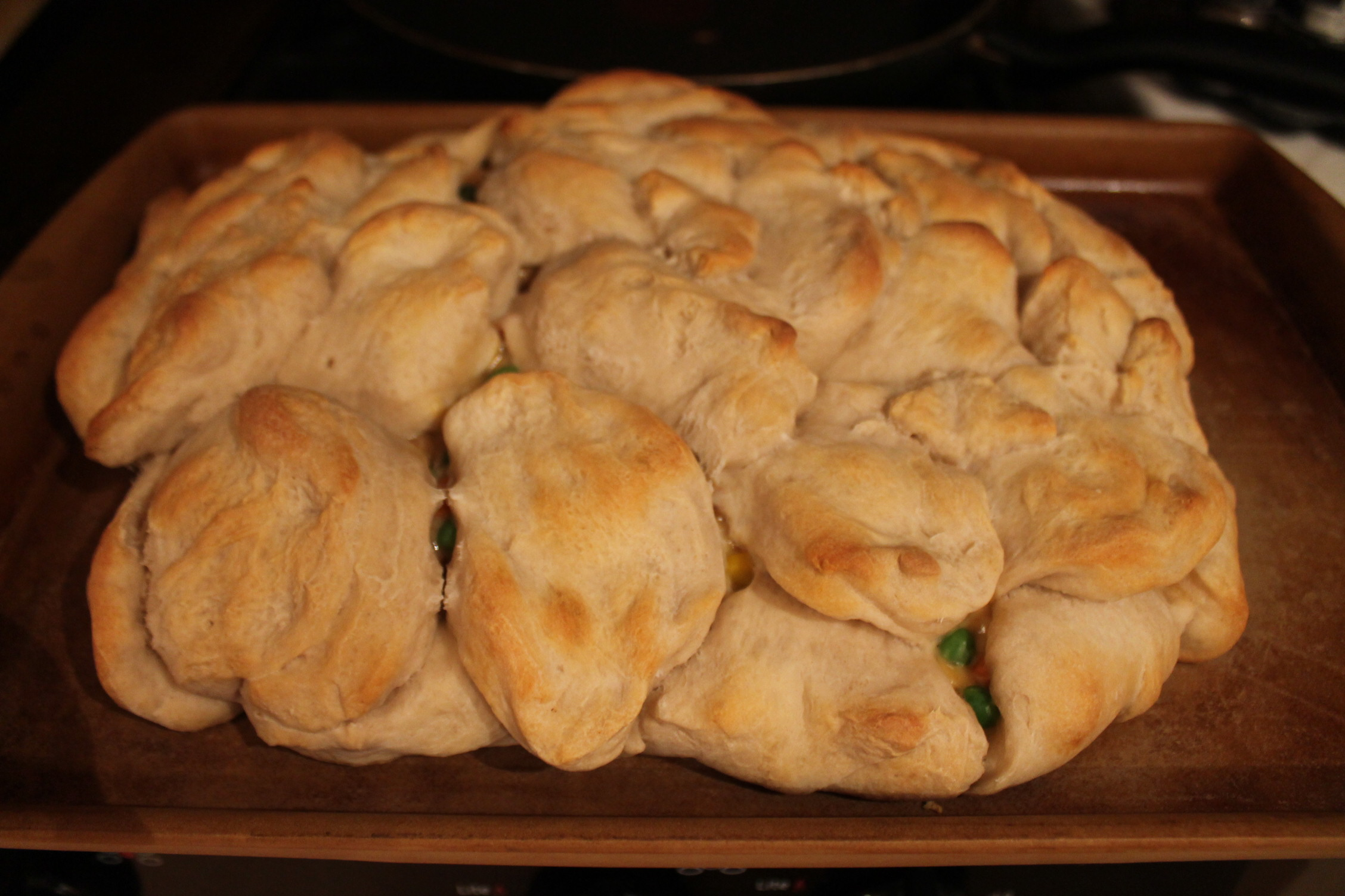 ... of a pie crust you will use delicious Pillsbury Buttermilk Biscuits