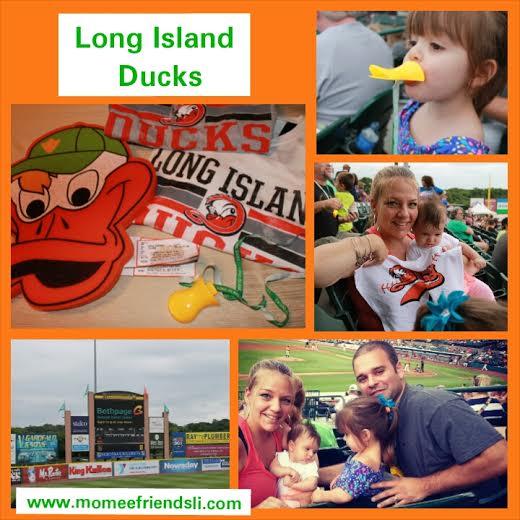Long Island Ducks Parking