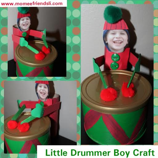 Little Drummer Boy Craft