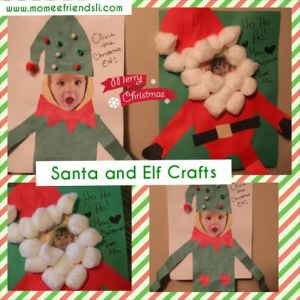 santa elf craft
