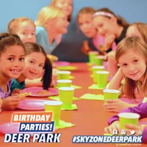 skyzone birthday