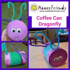 coffe can dragonfly