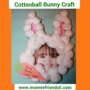 cottonball bunny