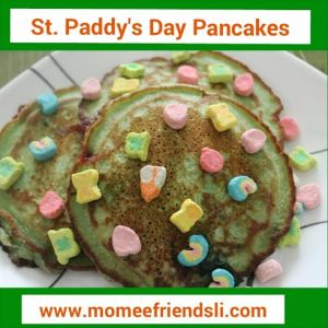 lucky pancakes