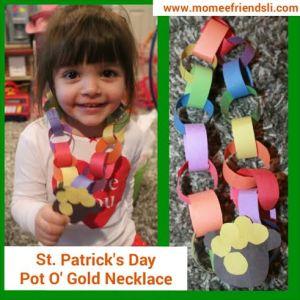 pot o gold necklace