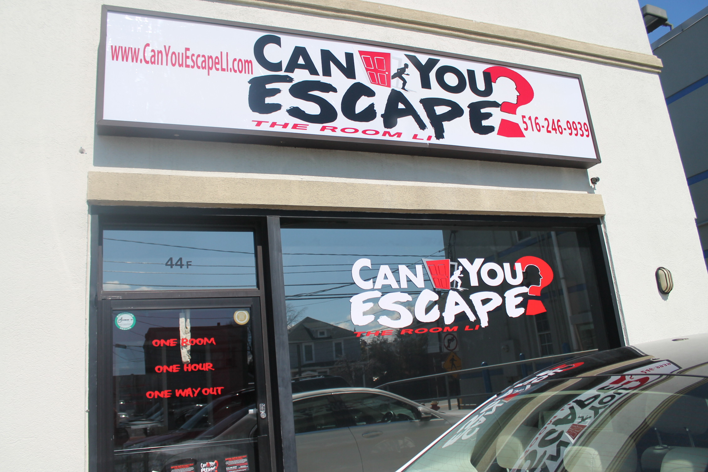 Can You Escape The Room Long Island