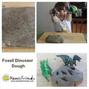 fossil dough