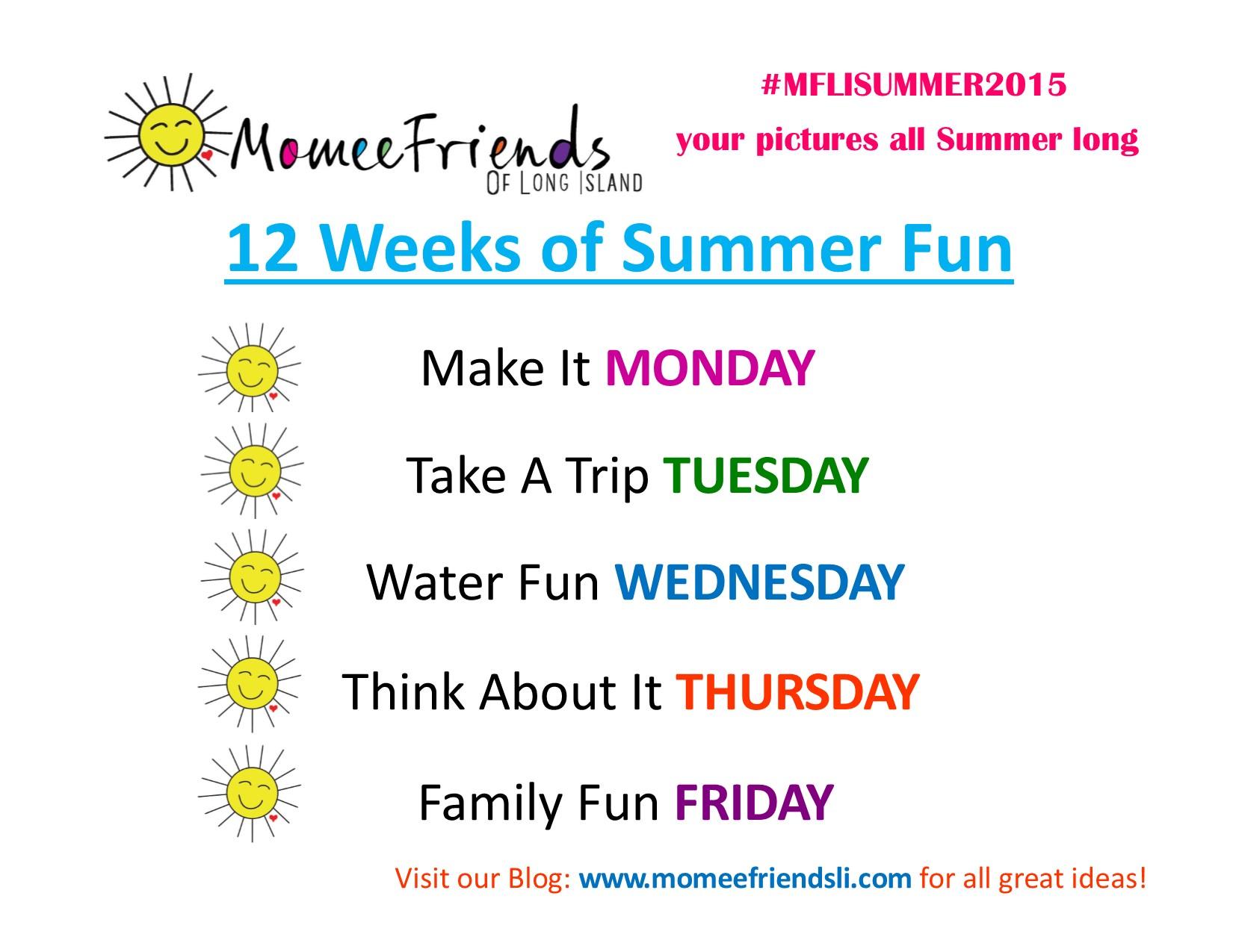 Momee Friends Summer Fun 2015