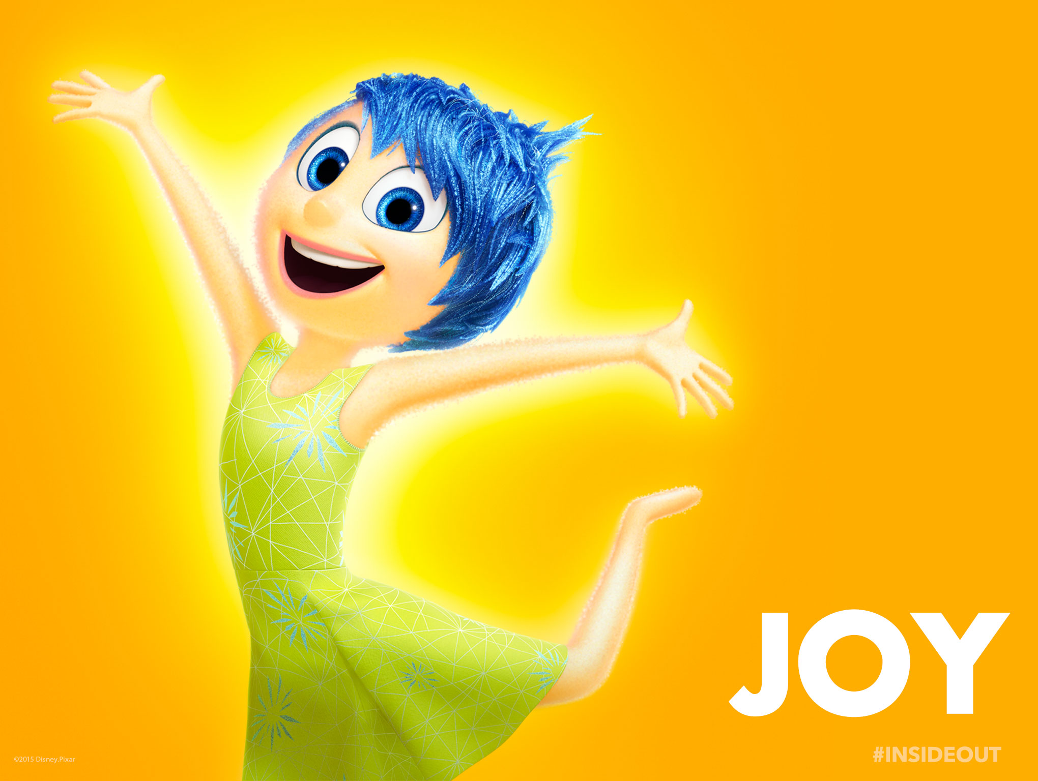 Sign Your Emotions – Inspired by Disney Pixar's Inside Out
