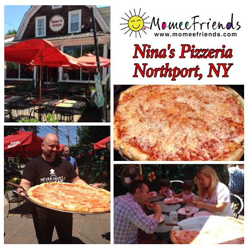 Ninas Pizzeria Northport Momeefriendsli - Family table north port