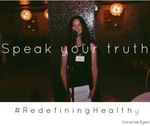 redefine healthy