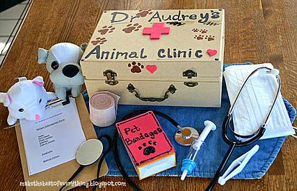 Cats Game First Aid Kit