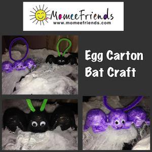 bat egg carton
