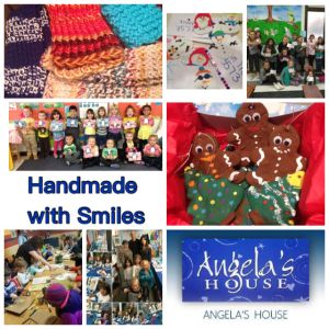 handmade with smiles