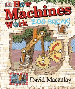 how machines work cover