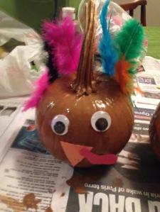 turkey pumpkins2