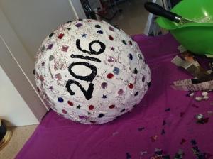 countdown ball pinata 2