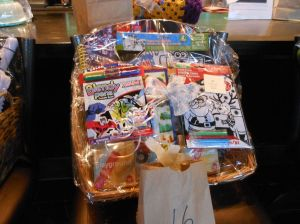 its my place fundraiser raffle