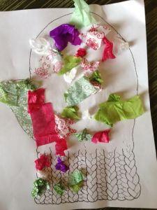 mitten craft 1