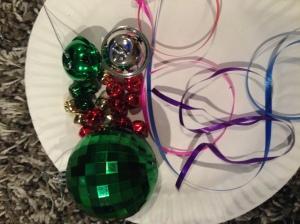 new year ribbons