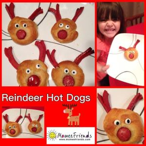 reindeer hot dogs 3