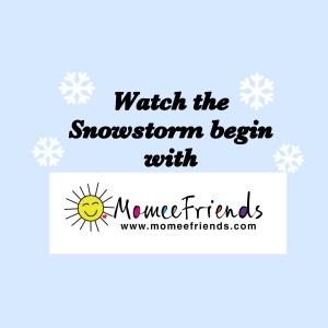 snowstorm begin