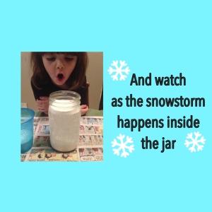 snowstorm in a jar 1