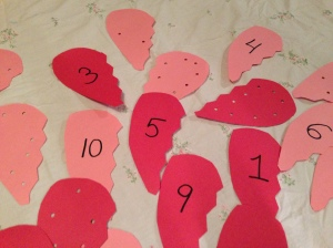 heart match 4