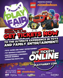 Play Fair February 14th-15th Javits Center