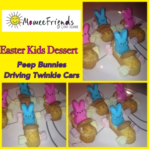 easter peep cars