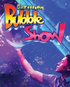 gazzillion bubble show