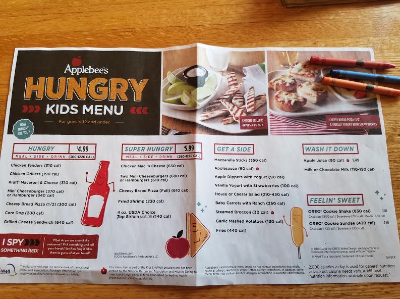 Up-to-date prices for entire Applebee's menu, including steaks, sandwiches, burger, salads and appetizer menu. Find your favorite food now!/5().