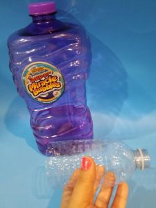 bubble bottle