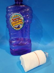 bubble todler bottle