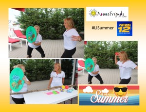 news 12 water balloon fun