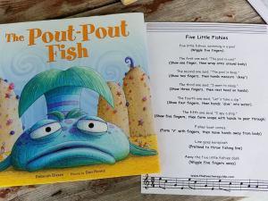 pout pout fish image
