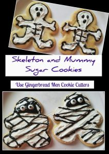 cookies-skeleton-and-mummy