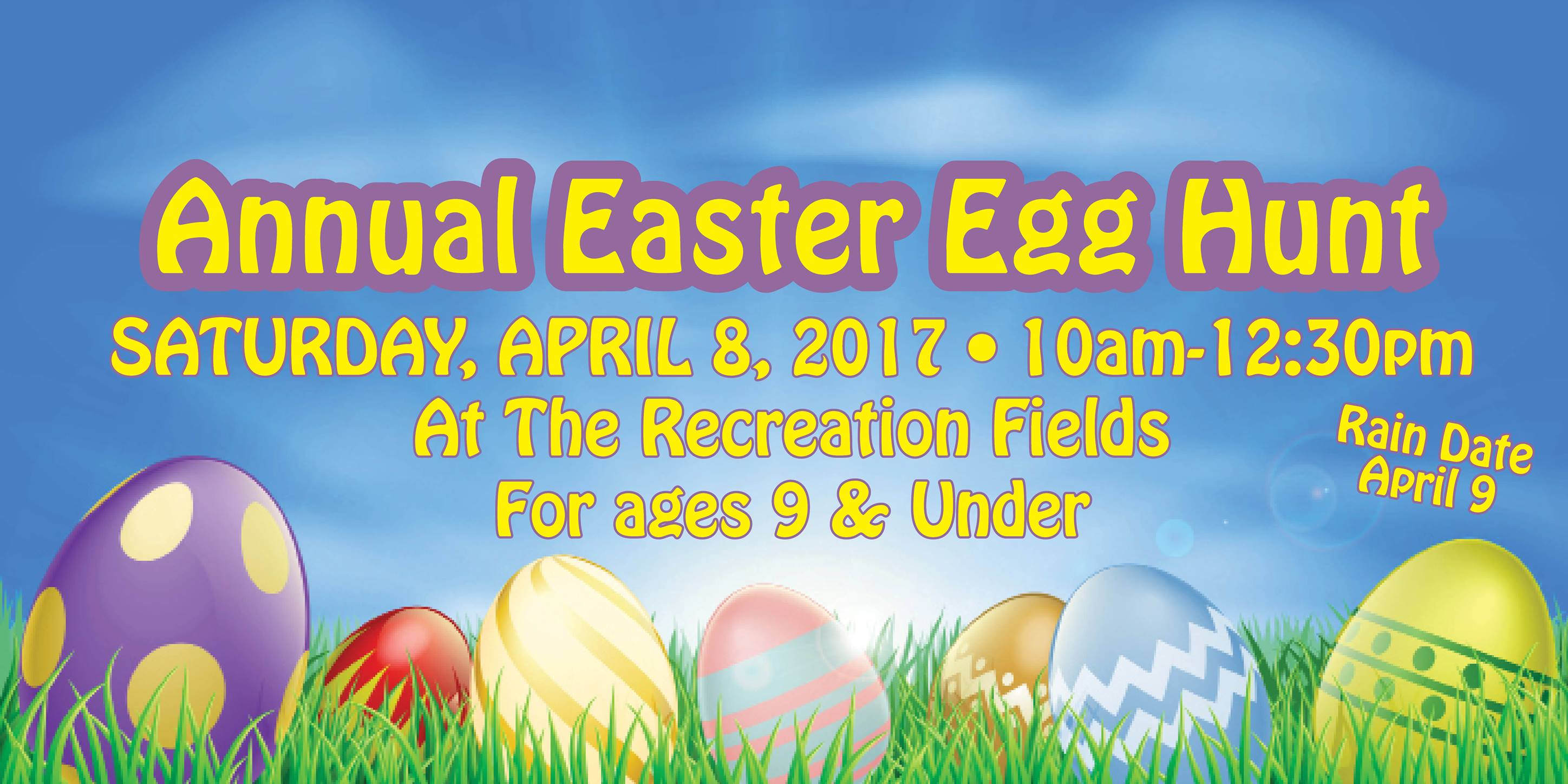 Easter events on long island 2017 momeefriendsli prizes will be awarded in each age group children should bring their own baskets to gather eggs rain date for the egg hunt will be sunday april 9 2017 negle Image collections