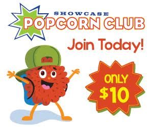 popcorn club showcase