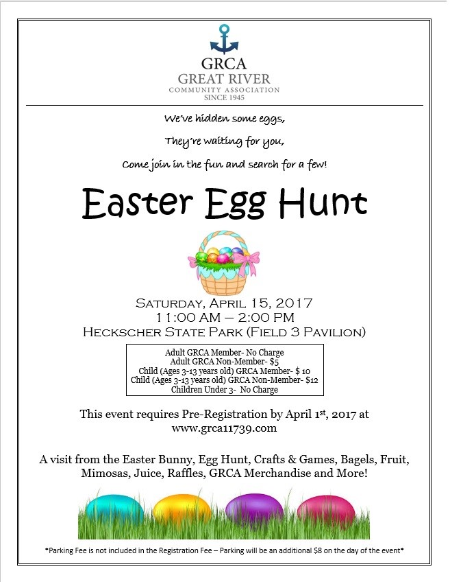 Easter Events On Long Island 2017