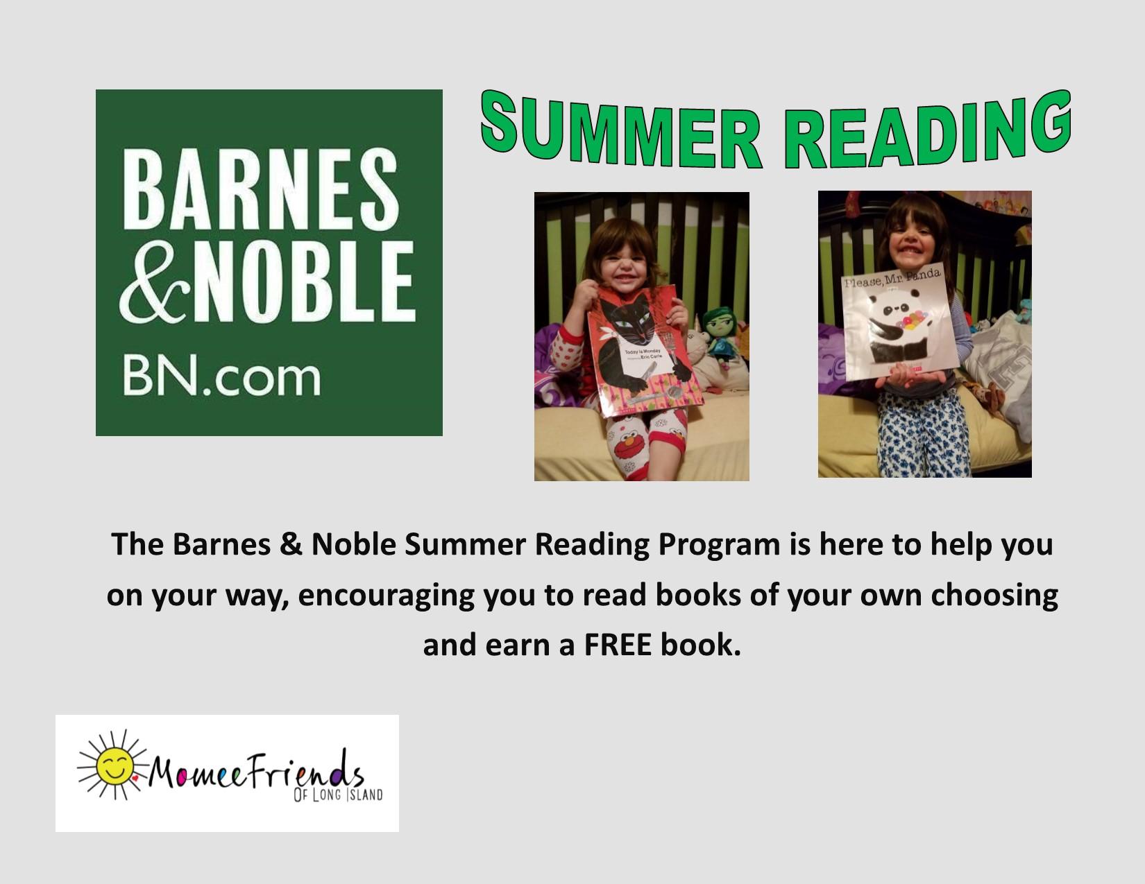The Barnes & Noble Summer Reading Program