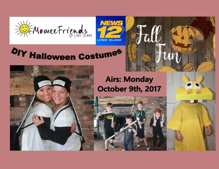News 12 DIY Halloween Costumes