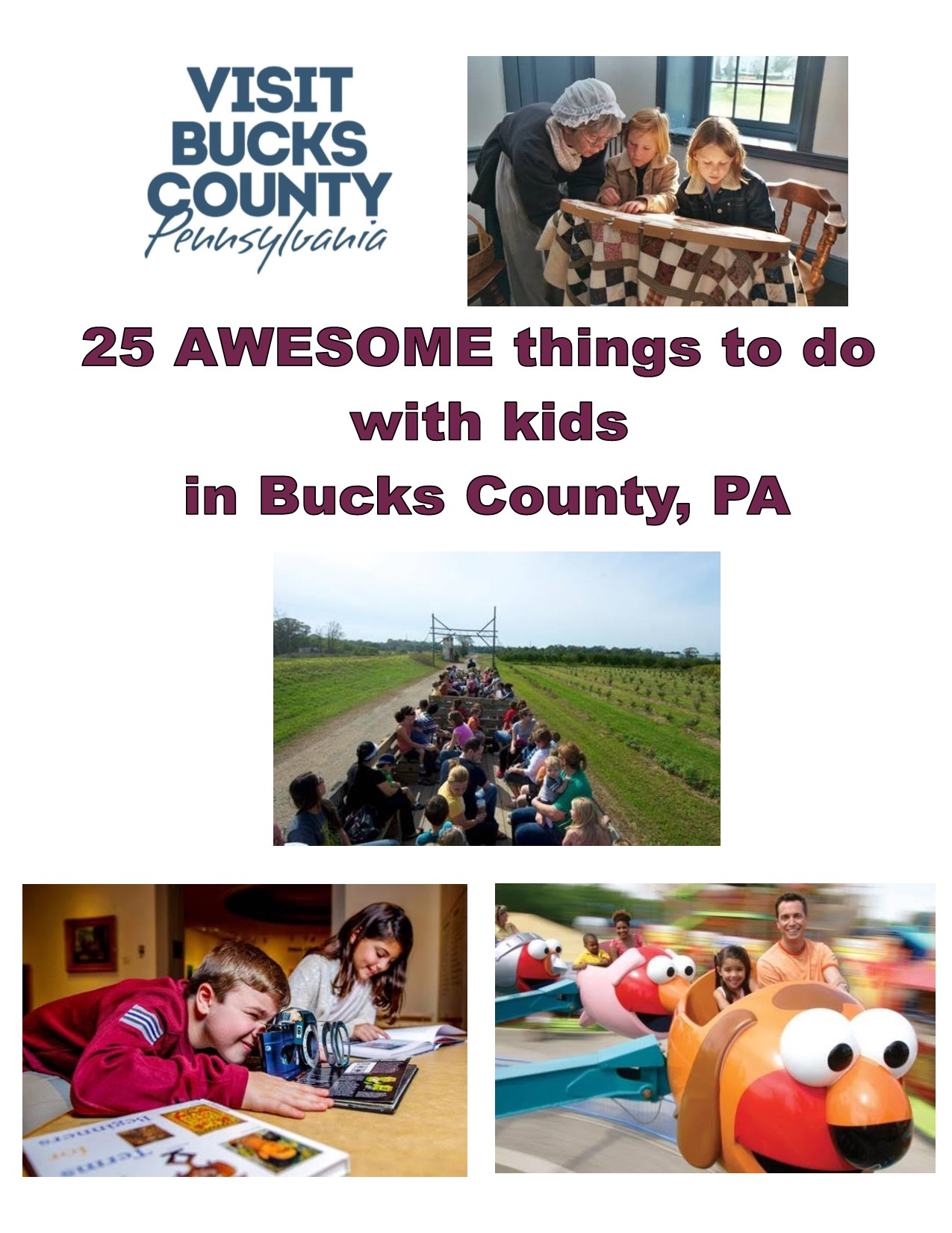Things To Do With Kids In Newtown Pa