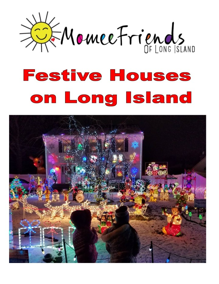 Best Decorated Houses For Christmas On Long Island