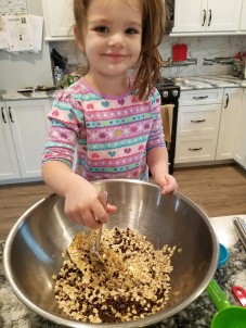 3 ingredient cookies 8