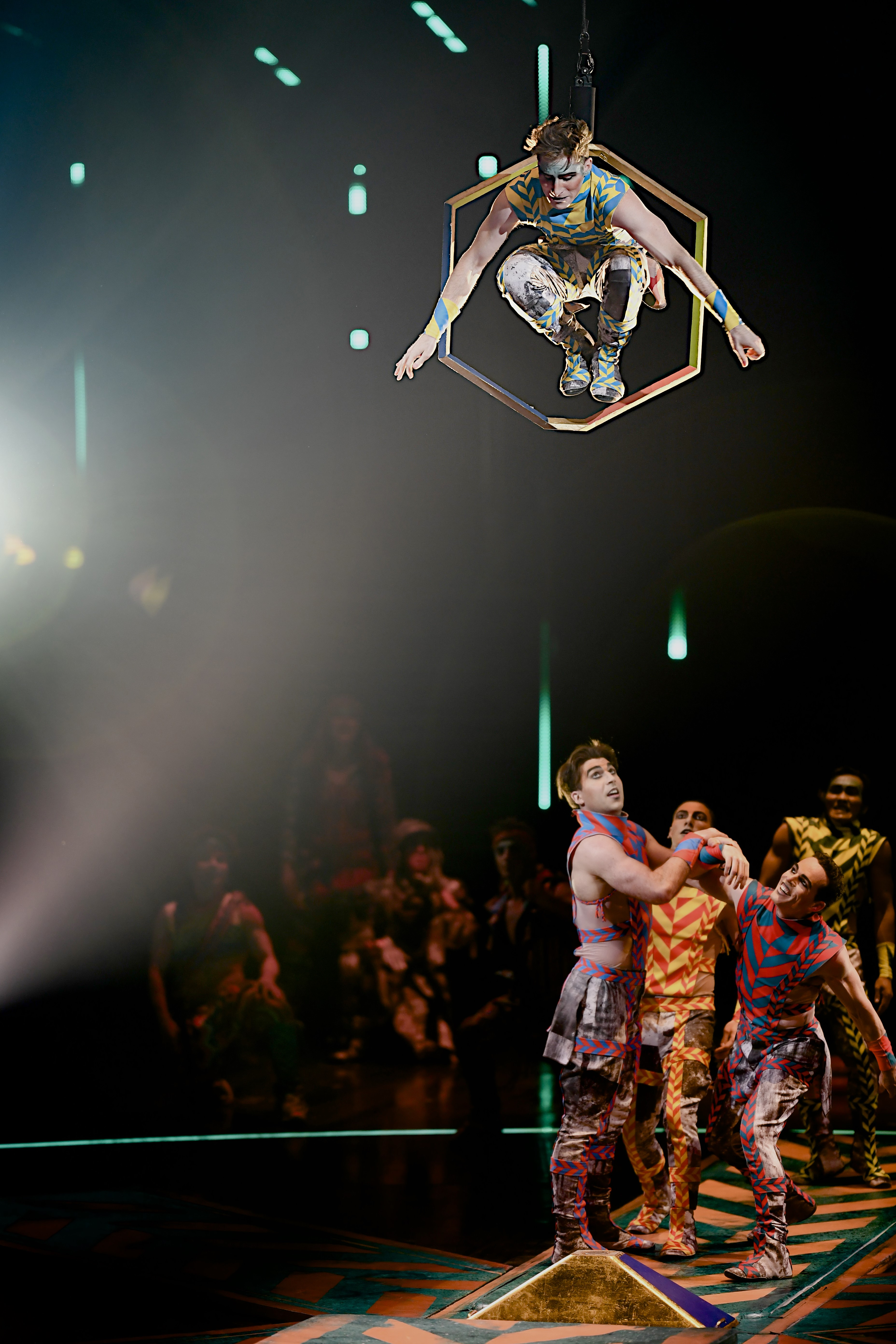 Cirque Du Soleil Volta Promo Code
