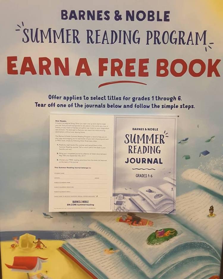 Barnes And Noble Summer Reading 2020.Barnes Noble Summer Reading Program