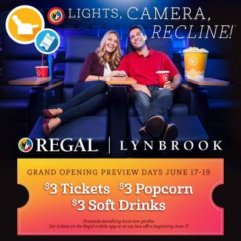 regal lynbrook opening